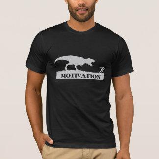 Rolig T-tröja för T-Rex motivation Tröjor