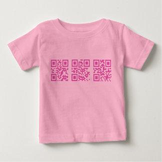 Rolig T-tröja - rolig MEH-T-tröja - MEH QR kodad T Tee Shirt