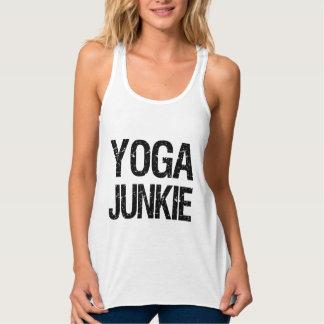 Rolig tank för Yogaknarkare