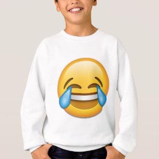 Rolig tårar av glädjeemojien t-shirts