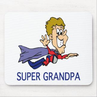 Rolig toppen morfar musmatta