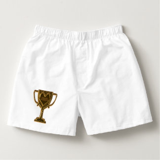 Rolig trofémake boxers