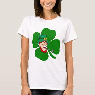 Rolig trollirländareSt Patricks Tee Shirt