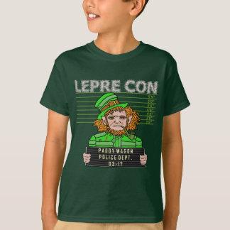 Rolig trollLeprecon Mugshot T Shirt