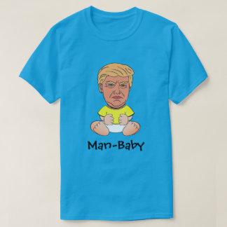 "Rolig trumf ""Man-baby "", Tee"