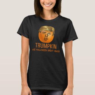 Rolig trumfHalloween Trumpkin pumpa T Shirts