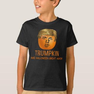Rolig trumfHalloween Trumpkin pumpa Tröja
