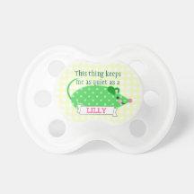 Rolig tyst musflickanappar barn napp