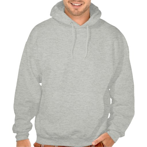 Rolig vatten-/ölsupare sweatshirt