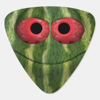 Rolig vattenmelonSmiley Plektrum