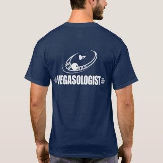 Rolig Vegas roulett Tee Shirt