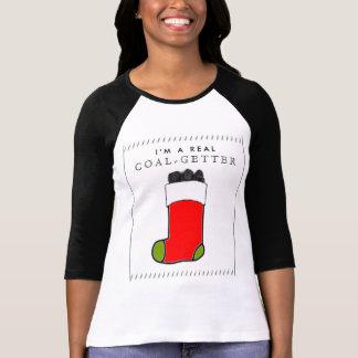 rolig vuxen jul t-shirts
