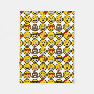 Roliga ansikten för Emoji mönstersinnesrörelse