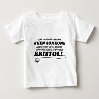 Roliga bristol designer tee shirt