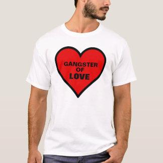 Roliga för manar valentin dagskjortor, gangster tee shirt