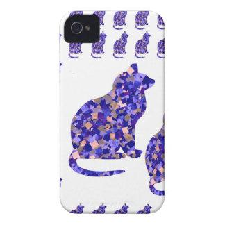 ROLIGA gåvor för hälsningar för mall för kärlek iPhone 4 Case-Mate Cases