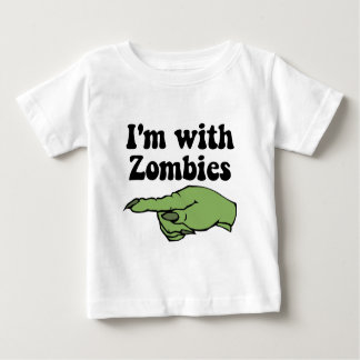 Roliga Halloween Zombies T Shirts
