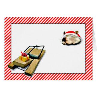 Roliga julkort hälsningskort