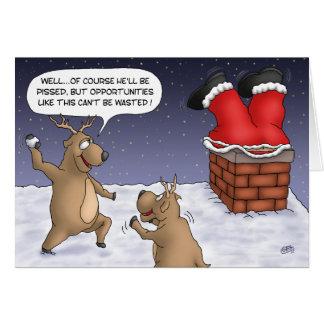 Roliga julkort: Tillfällen Hälsningskort