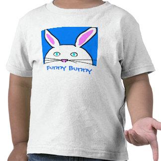 Roliga kaninpojke skjorta tröjor