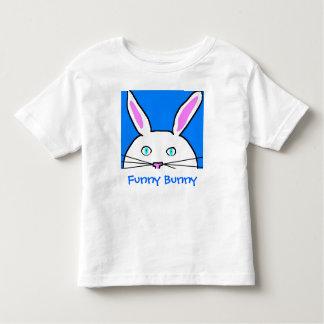 Roliga kaninpojke skjorta tshirts