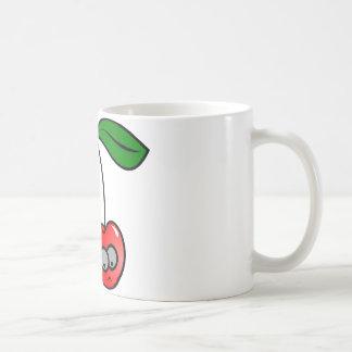 Roliga körsbär kaffemugg