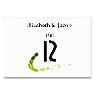 Roliga kort för matcitationsteckenbord