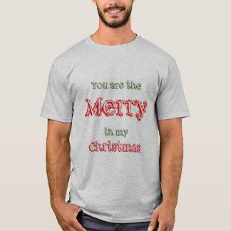 Roliga manar för god jul skjorta t-shirts