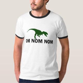 Roliga manar för Om Nom Nom skjorta T-shirts