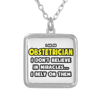 Roliga mirakel och Obstetricians… Skräddarsydda Halsband