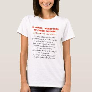 Roliga saker mig som är lärd från min t-shirts