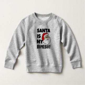 Roliga Santa är min homeboypojketröja Tee Shirt