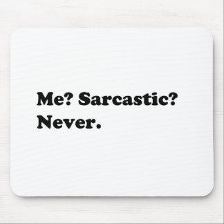 Roliga/sarkastiska skjortor, gåvor, tillbehör musmatta