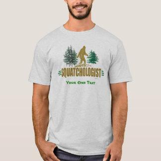 Roliga Sasquatching, Sasquatch jägare T-shirt
