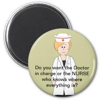 Roliga sjuksköterskamagneter magneter