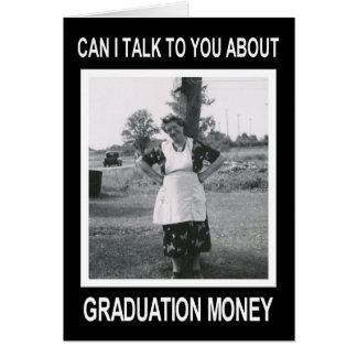 ROLIGA studentenpengar - Hälsningskort