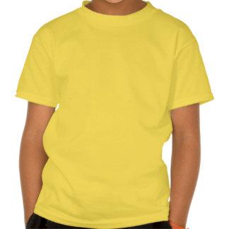 Roliga tecknadgrönsakungar tee shirt