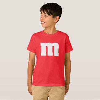 Roliga ungar M och M-godisskjorta Tee