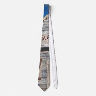 Roliga Wood (MIG) silkeslena manar för gammala väs Slips