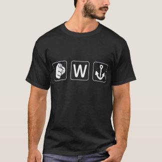 Roligt ankrar du W T-tröja Tee