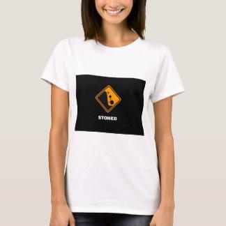 Roligt asfullt t-shirt