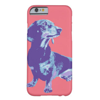 Roligt avbildar av husdjur på en variation av barely there iPhone 6 fodral