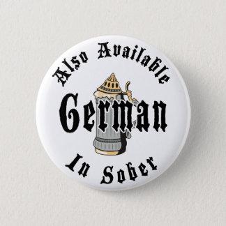 Roligt dricka för tysk standard knapp rund 5.7 cm