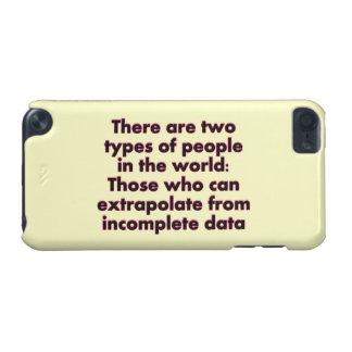 Roligt extrapolera detta iPod touch 5G fodral