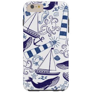 Roligt i havet tough iPhone 6 plus skal