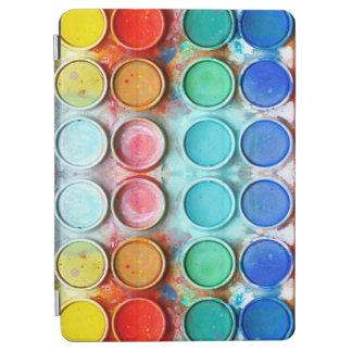 Roligt målar färg boxas iPad air skydd