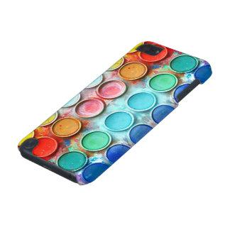 Roligt målar färg boxas iPod touch 5G fodral