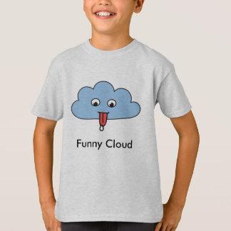 Roligt moln t-shirt