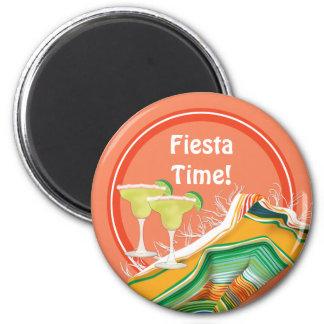 Roligt party för Fiesta Magnet
