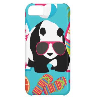 Roligt surfa för solglasögon för coola för lodis iPhone 5C fodral